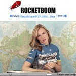 From Rocketboom to the newsroom