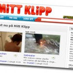 "Aftonbladet Plus subscribers invited to upload videos to ""Mitt klipp"""
