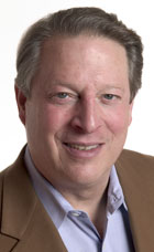 Al Gore. Photo: Current TV