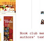 Community building at Borders - online book clubs