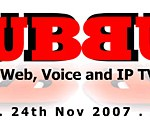 Hubbub - a half day conference with a mobile focus