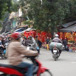Hanoi in the cold